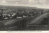 Der Schönhengstgau - Landkreis Mährisch Trübau - Langenlutsch